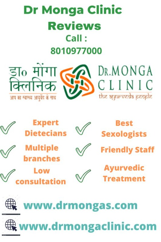 Monga Clinic Review Lajpat Nagar in  listed under Services - Healthcare / Fitness