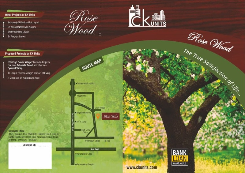 Converted Premium Residential Plots with tons of AMENITIES, in  listed under Real Estate - Land / Plots for Sale