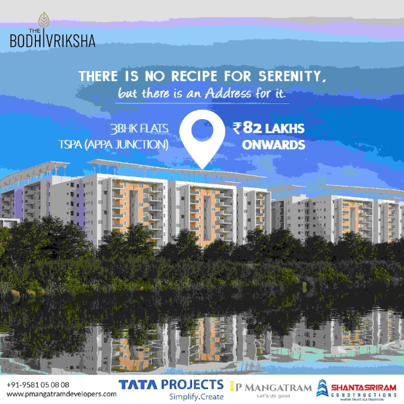 appa junction flats for sale   Mangatram Developers in  listed under Real Estate - Appartments for Sale