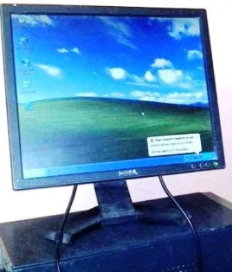 SECOND HAND COMPUTER LCD CCTV LCD MONITOR  in Chandigarh