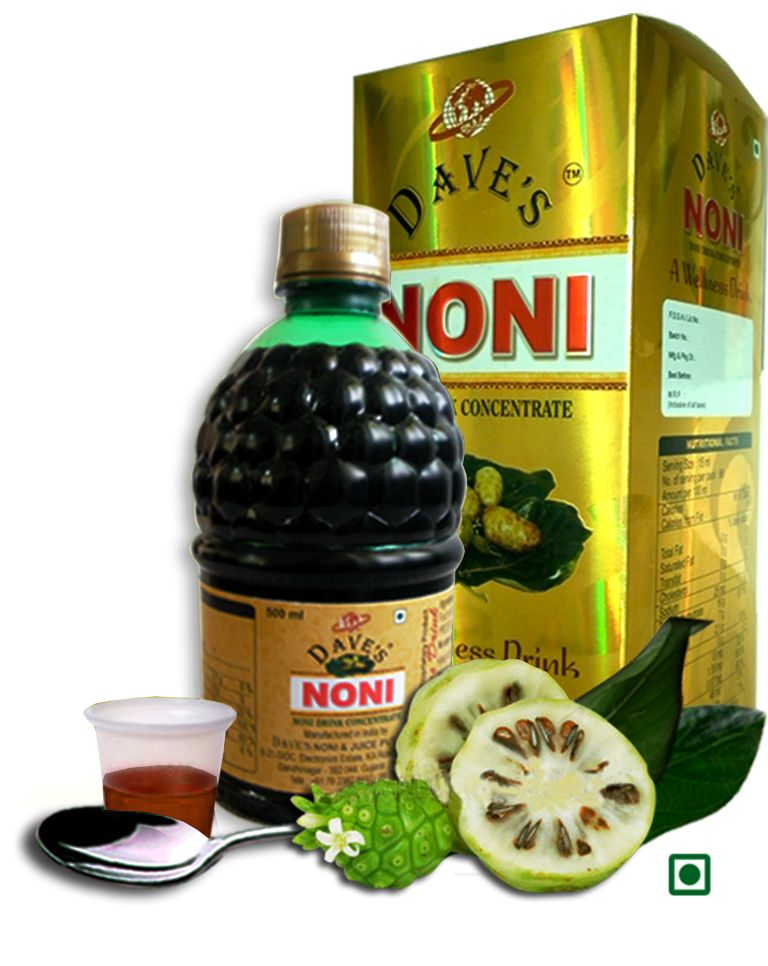 DAVE'S NONI WELLNESS DRINK