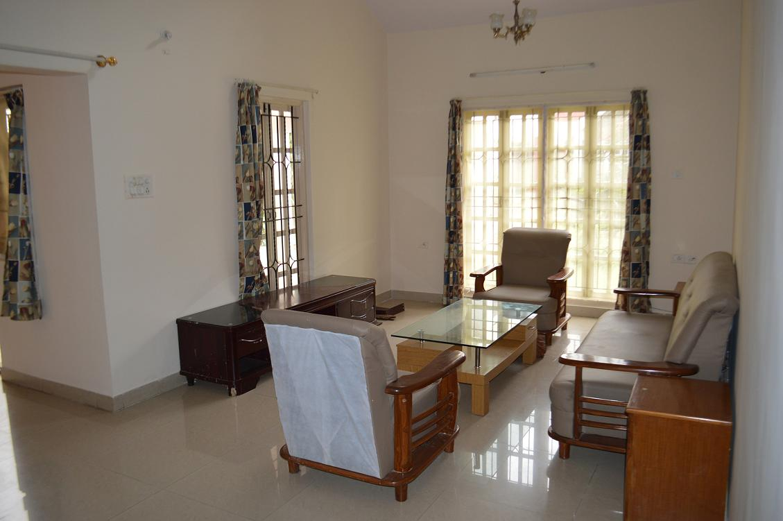 4 BHK VILLA DUPLEX FULLY FURNISHED FOR RENT @ ELECTRONIC CITY, BANGALORE