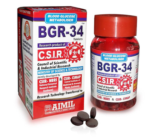 BGR-34-A Blood Glucose Regulator brings the revolution