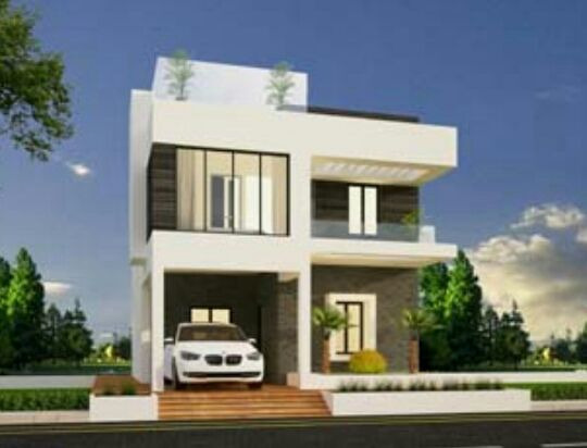 Villas on East Cost Road,Chennai