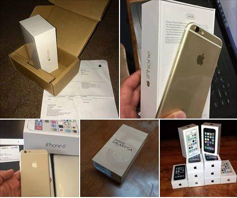 Apple iphone 6 plus inbox in Chandigarh