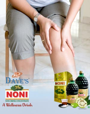 NONI HELPS IN PAIN