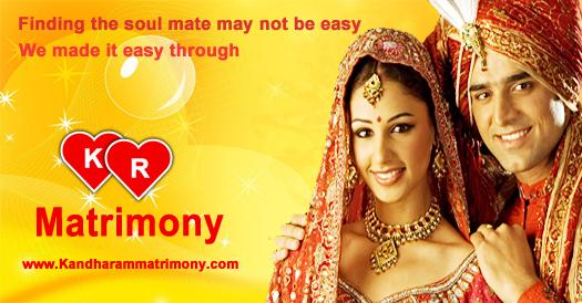 kandharamMatrimony.com - Find lakhs of Brides and Grooms on kandharammatrimony