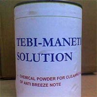 AUTOMATIC SSD CHEMICAL SOLUTION FOR CLEANING ALL DEFACED NOTES