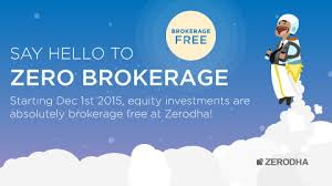 Free equity investments / Flat ₹20 intraday and F&O trades